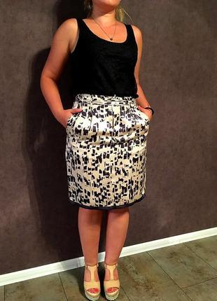 Невероятная юбка с красивым бантом)      o68