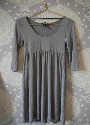 Платье в полоску от h&m