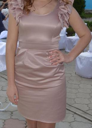 Платье vila, нарядное платье, коктельное, вечернее