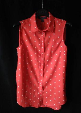 Блуза хлопок 100% размер м и л primark