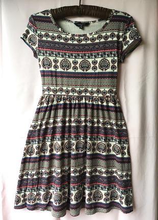 Сукня new look, летнее короткое платье