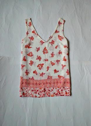 Легкая блуза с орнаментом