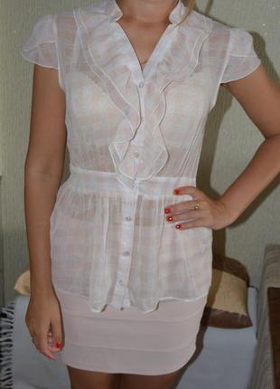 Блуза, рубашка, легкая и прозрачная atmosphere