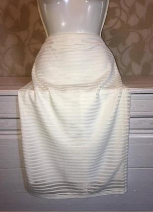 Стильная элегантная юбка карандаш