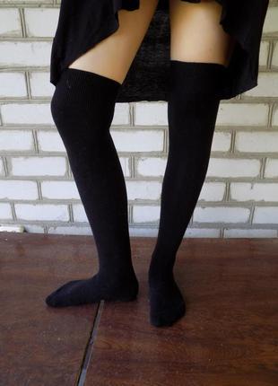 Чулки гольфы носки новые хлопок  размер 38-40