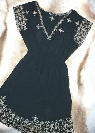 Плаття з вишивкою atmosphere