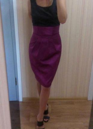 Платье next с утягивающей подкладкой