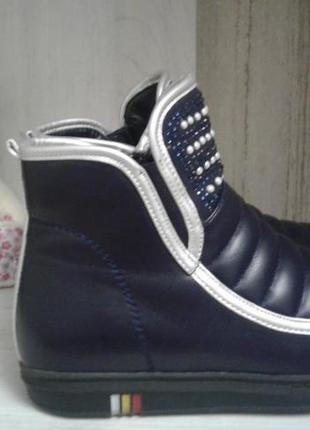 Деми ботинки для девочки garstuk 31 р
