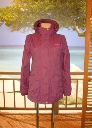 Парка, куртка, ветровка удлиненная не продуваемая и не промокаемая р.8