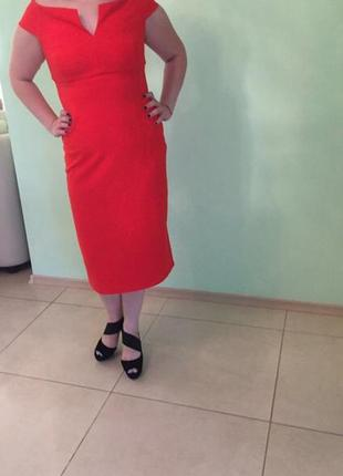 Коктейльное платье musthave