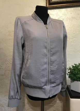 Бомбер-куртка new look.