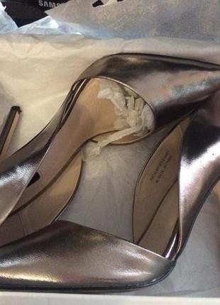Модные туфли lost ink