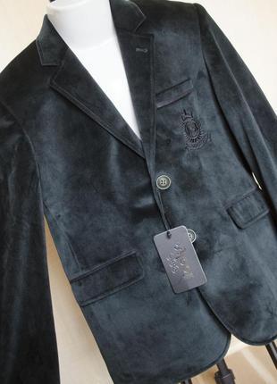 Фирменный пиджак жекет\шкільна форма: піджак хорошої якості вартий вашої уваги