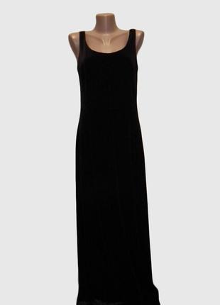 Роскошное платье вечернее бархатное