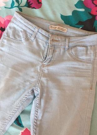 Джинсы брюки штаны bershka
