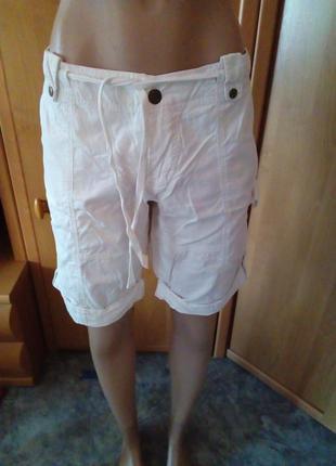 Отличные короткие шорты р. 12 100% хлопок
