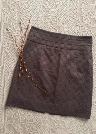 Короткая юбка h&m