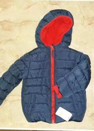 Демісезонна курточка для хлопчика 18-24 міс. mothercare