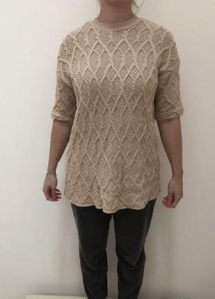 Туника - платье - свитер zara