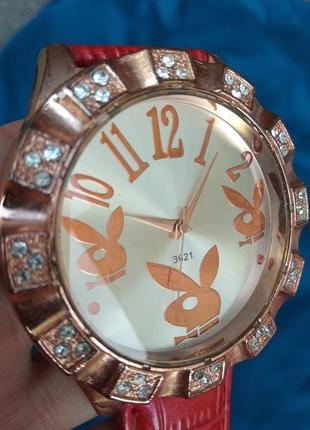 Часы playboy3 фото