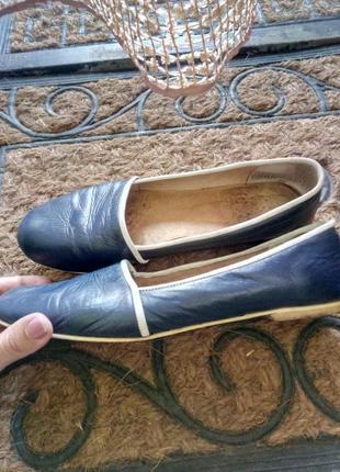 Классные туфли-мокасины.3 фото