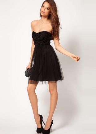Маленьке чорне плаття asos