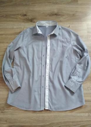 Eterna/рубашка хлопковая1 фото