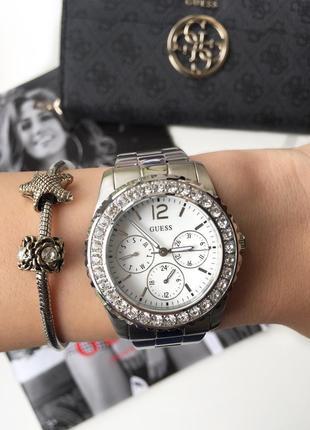 ... Очень красивые женские часы guess со стразами! оригинал из сша!3 ... 1c17a232d89