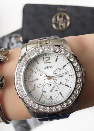 ... Очень красивые женские часы guess со стразами! оригинал из сша!4 ff0ba65b88f