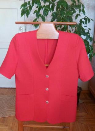 Летний пиджак grand style,италия.размер-м