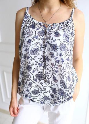 Стильна шифонова блуза
