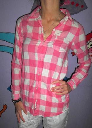 Рубашка pretty in pink