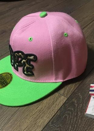 Бейсболка/кепка/шляпа