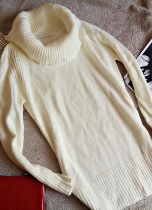 Шикарный теплый свитер , туника