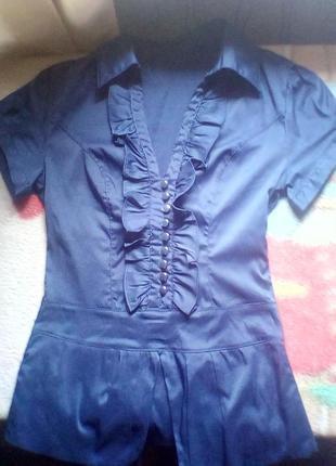 Блуза можно в школу