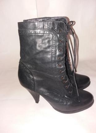 Розвантажуюсь ботинки натуральная кожа р. 415 фото