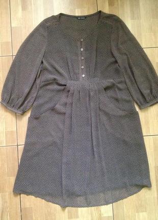Платье marks&spencer autograph р-р.12 (m-l)