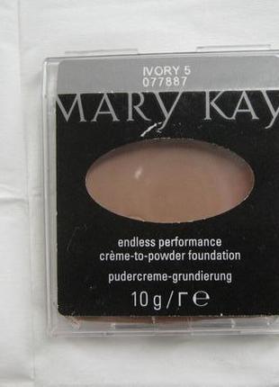 Крем -пудра mary kay