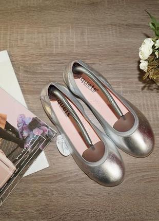 (37р/24см) xiquets! испания! кожа! стильные комфортные туфли, мокасины, балетки5 фото
