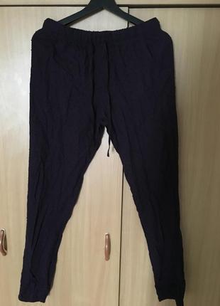 Летние пижамные штаны