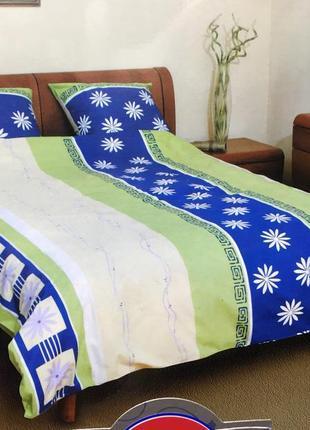 Семейный комплект, набор постельного белья теп