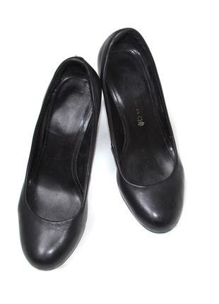 Классические кожаные туфли, 37 размер