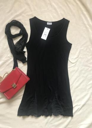 Чорна сукня street one