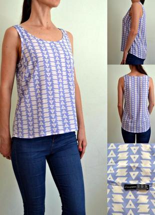 Легкая блуза 12