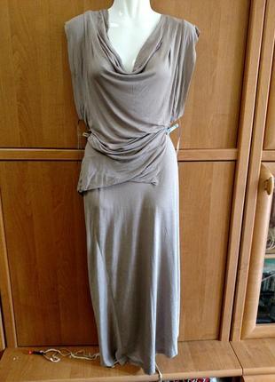 Платье тоненькое,вискоза,италия