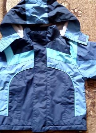 Симпатичная куртка весна-осень
