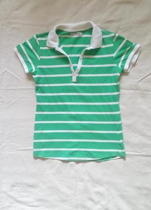 Женская футболка-поло футболка