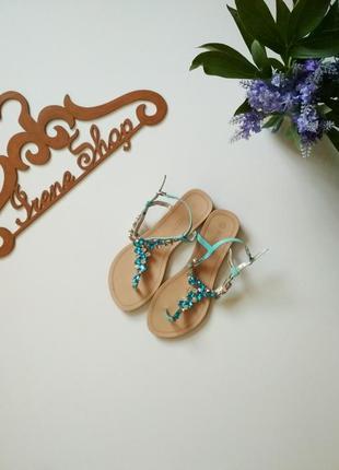 Фирменные сандали bestelle, размер 37