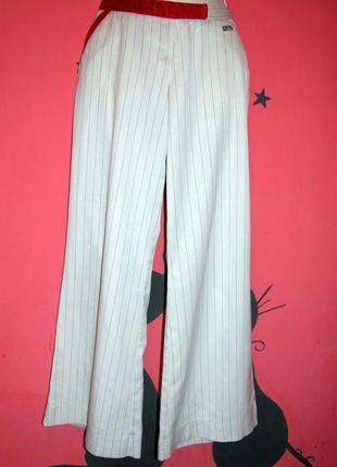 📢снизила цену! 💰штаны брюки кюлоты в вертикалную полоску g-sus sindustries оригинал