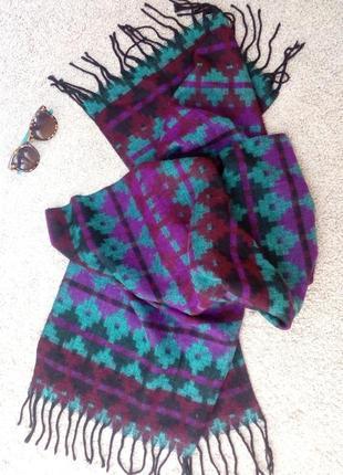 Accessorize теплый, мягкий, уютный шарф/ палантин
